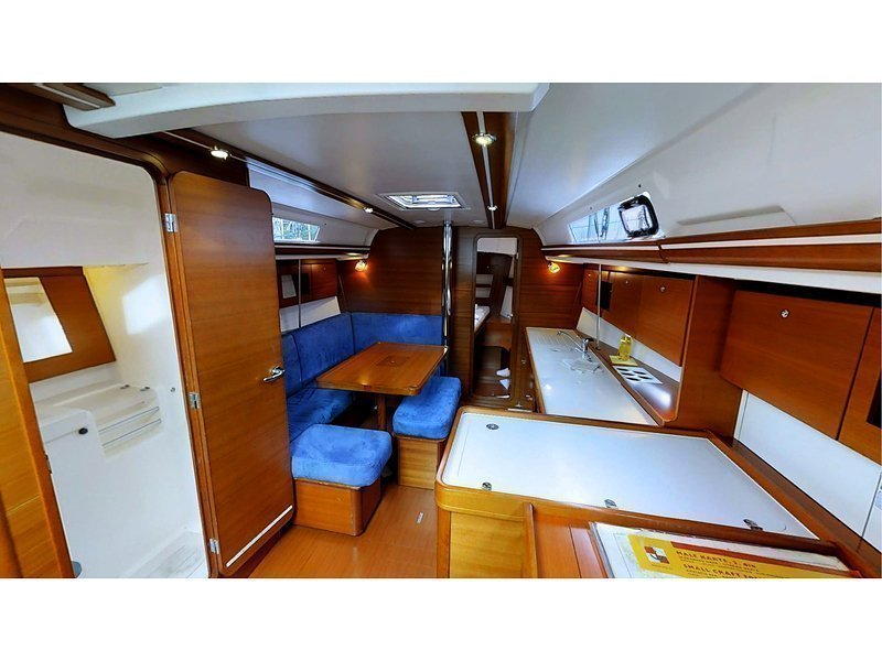 Dufour 375 Grand Large (Mara R) Interior image - 3