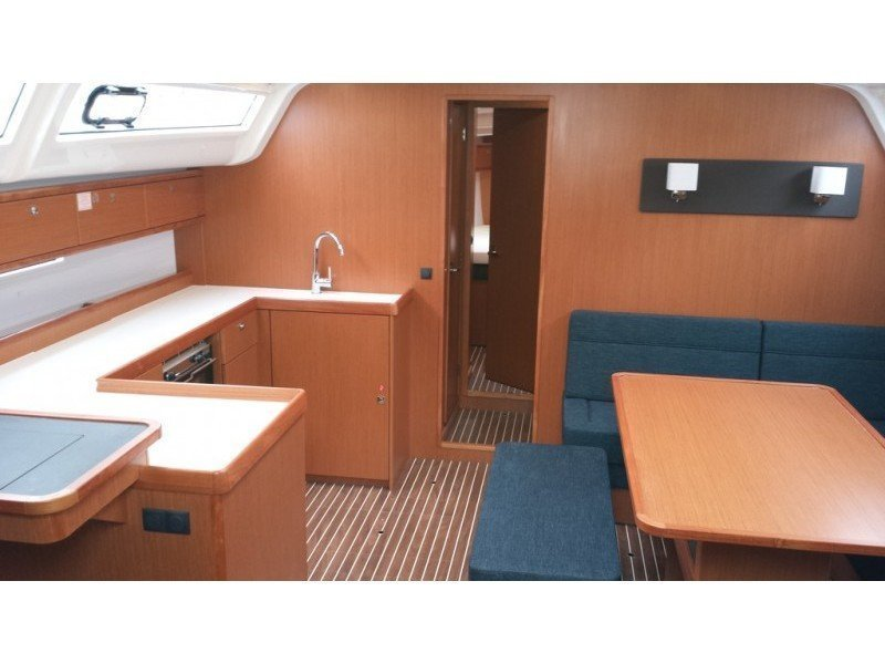 Bavaria Cruiser 51 (Margeo IX) Interior image - 2