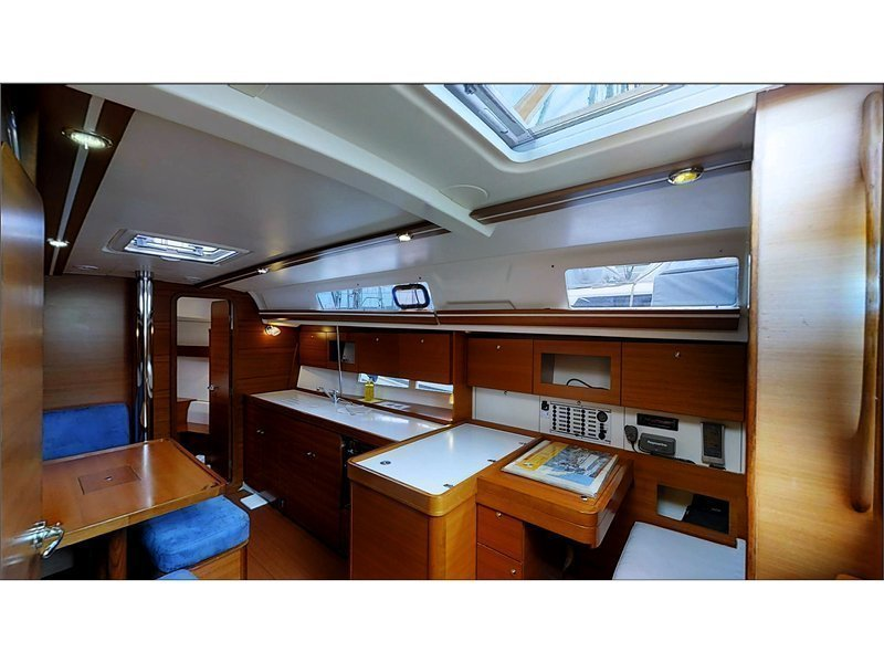 Dufour 375 Grand Large (Iva FB)  - 13