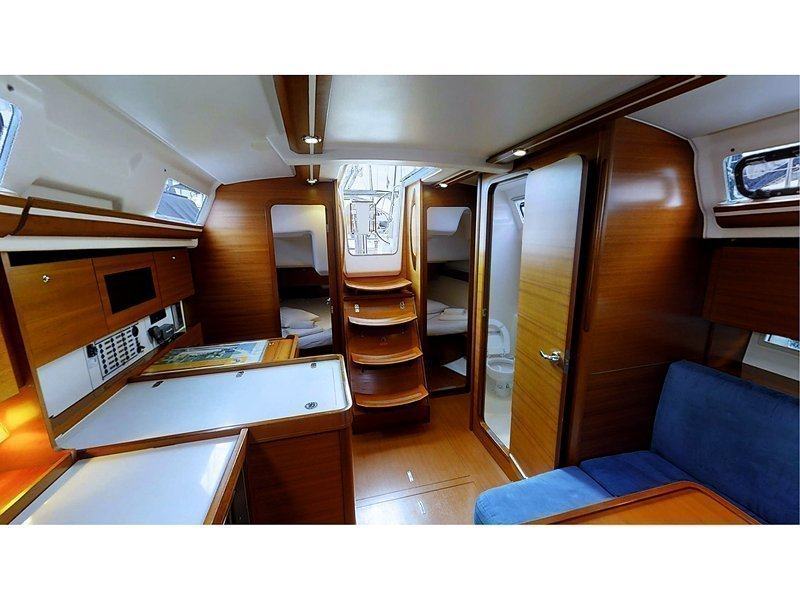 Dufour 375 Grand Large (Iva FB)  - 7