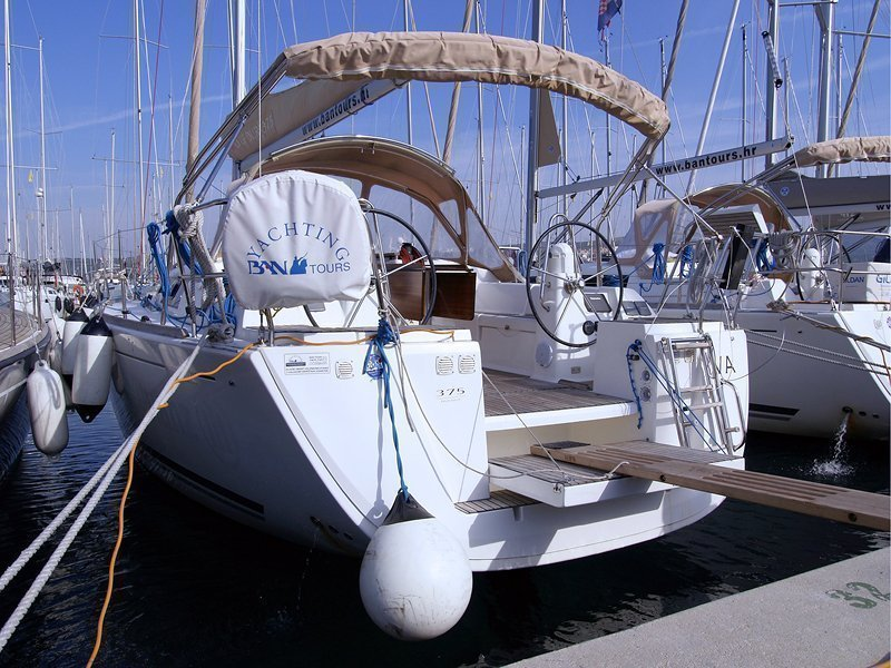 Dufour 375 Grand Large (Iva FB)  - 12