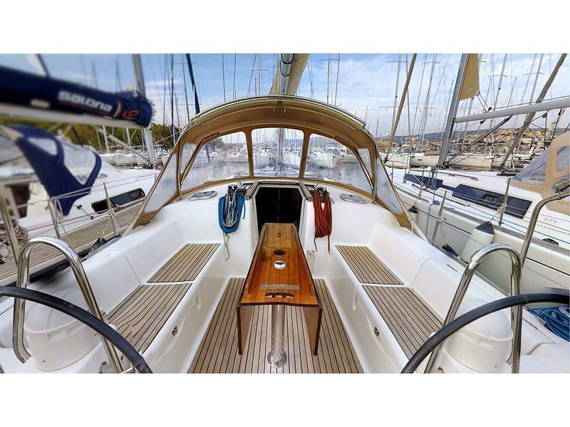 Dufour 375 Grand Large (Iva FB)  - 9