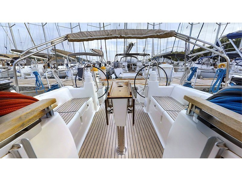 Dufour 375 Grand Large (Iva FB)  - 2