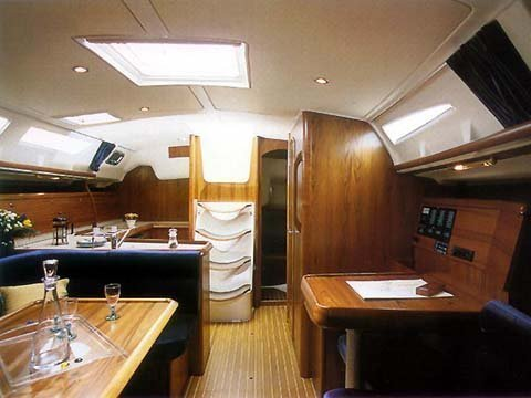 Sun Odyssey 40 (Panic) Interior image - 2