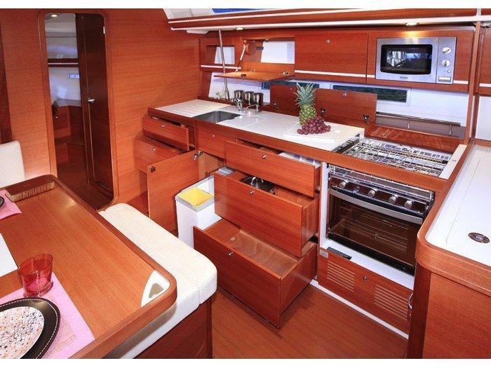 Dufour 450 GL (Primo) Interior image - 1