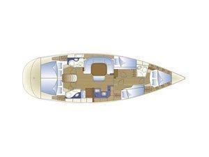 BAVARIA 49 (TIRRENIX) Plan image - 9