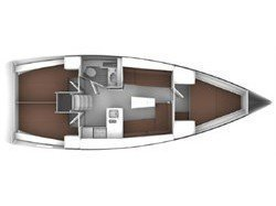 Bavaria Cruiser 37 (Black Pearl) Plan image - 10
