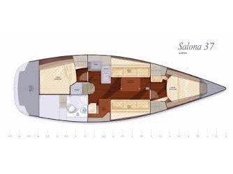 Salona 37 (Athanor) Plan image - 2