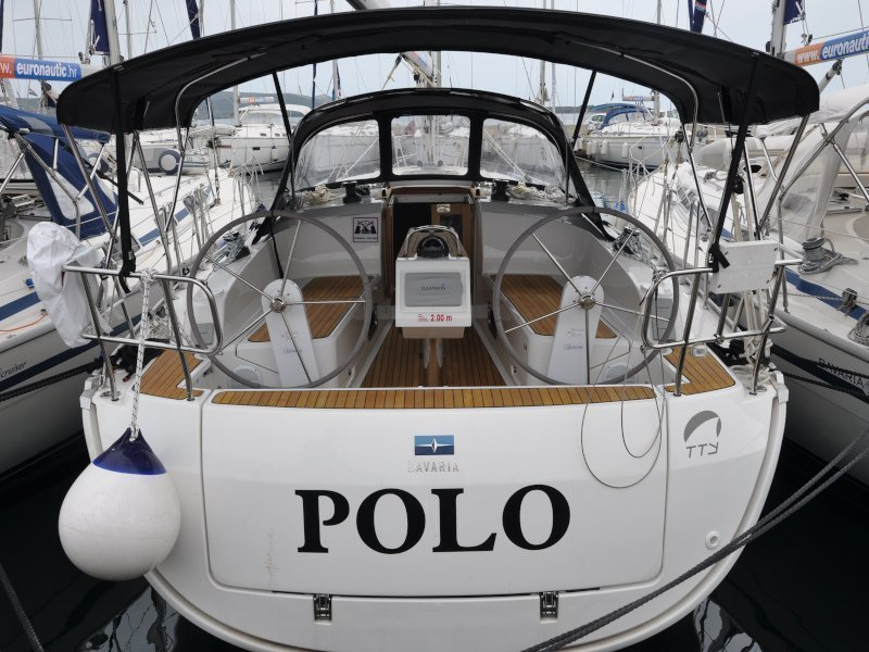 Bavaria Cruiser 37 (Polo - with bowthruster)  - 20