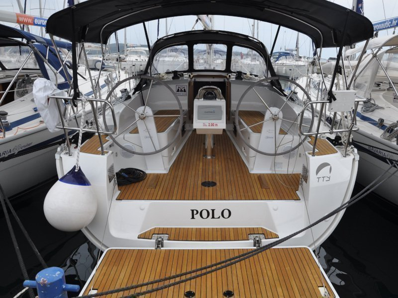 Bavaria Cruiser 37 (Polo - with bowthruster) Main image - 0