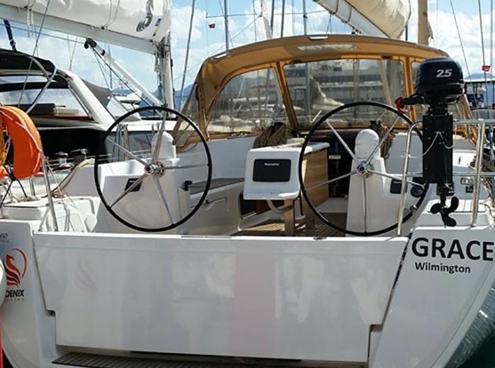 Dufour 450 GL (Grace) Main image - 0
