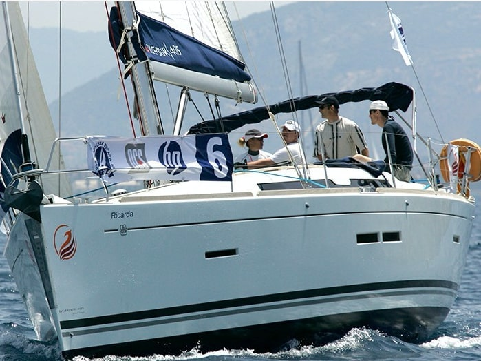 Dufour 405 Grand Large (Ricarda) Main image - 4