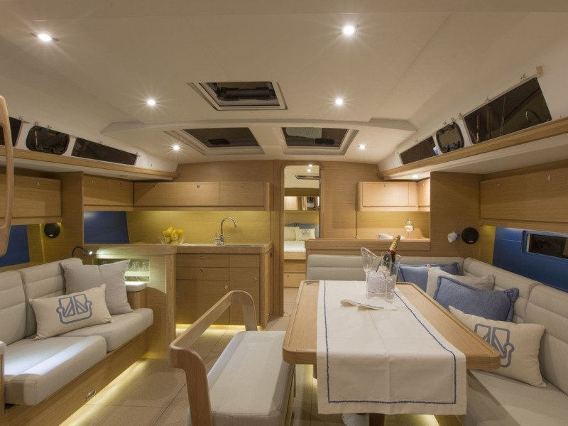 Dufour 460 Grand Large (4 cab) (Moby Dick) Interior image - 3