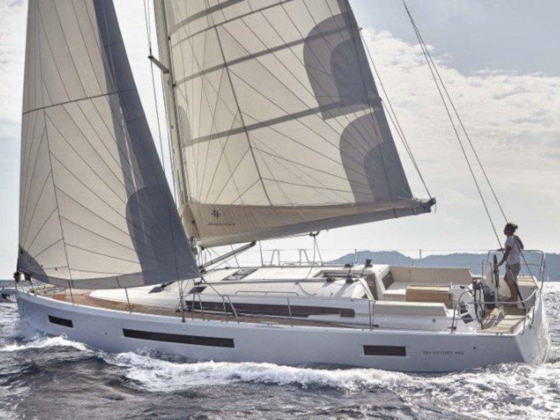 Sun Odyssey 490 (Grazia)  - 6