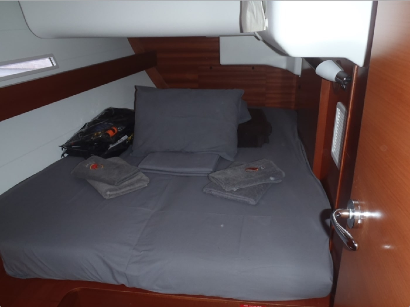 Dufour 445 GL 6 pax (Ambiente V) Pic_Aftcabin - 6