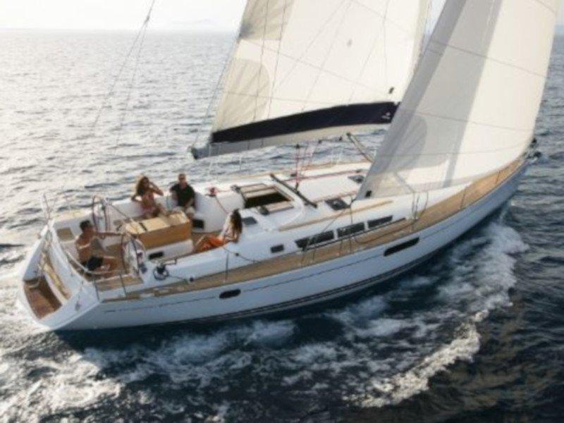 Sun Odyssey 49 (Maste)  - 4