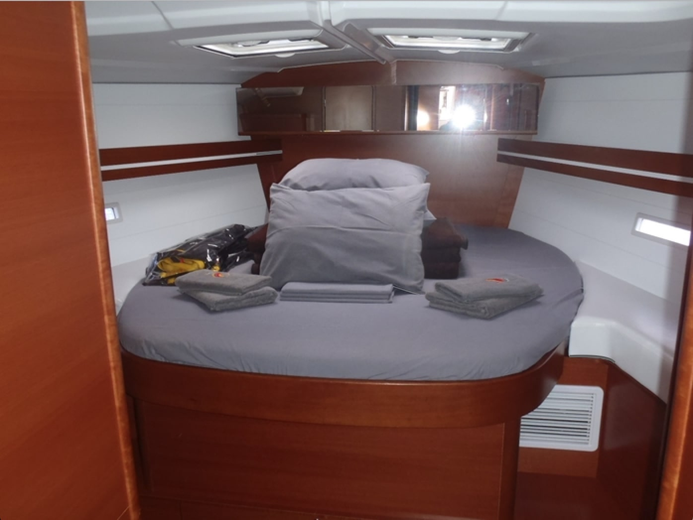 Dufour 445 GL 6 pax (Ambiente V) Pic_Mastercabin - 3