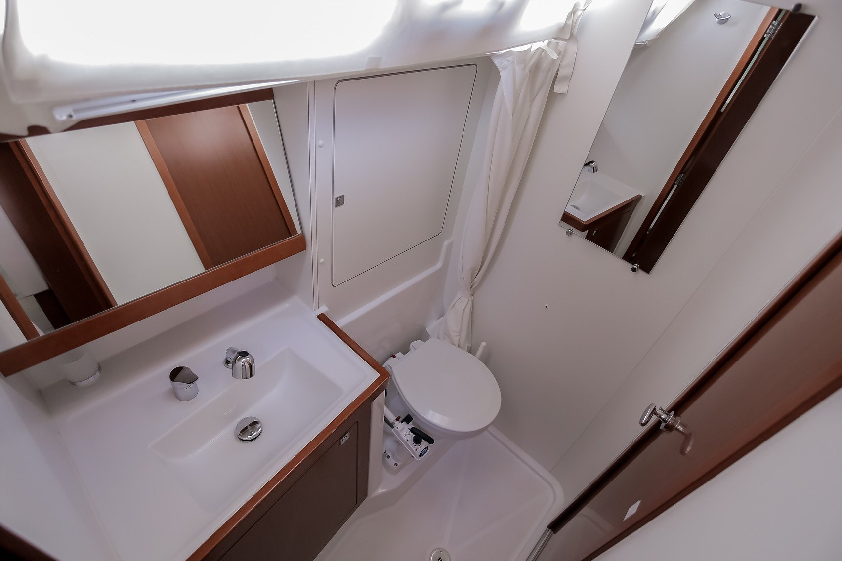 Oceanis 48 (Tinos. Private Charter (8 pax) FULLY CREWED, ALL EXPENSES INCLUDED)  - 8