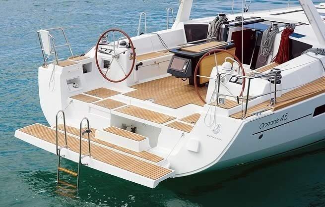 Oceanis 48 (Lastovo: One Way (Bare Boat) - Dubrovnik to Split)  - 14
