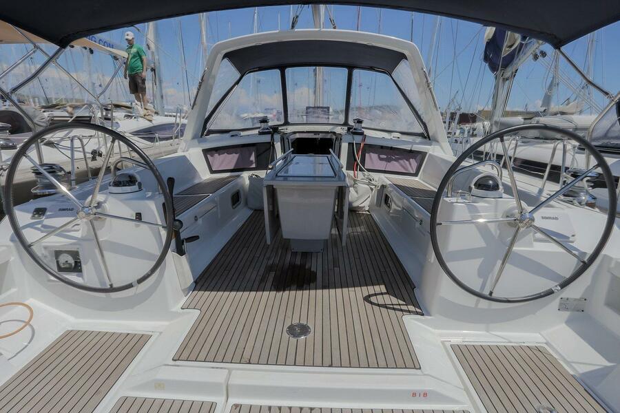 Oceanis 48 (Lastovo: One Way (Bare Boat) - Dubrovnik to Split)  - 15