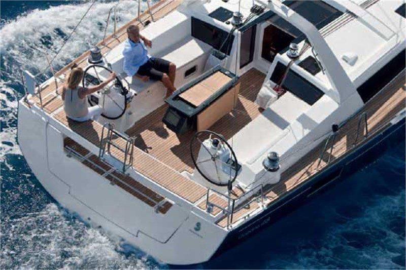 Oceanis 48 (Lastovo: One Way (Bare Boat) - Dubrovnik to Split)  - 19