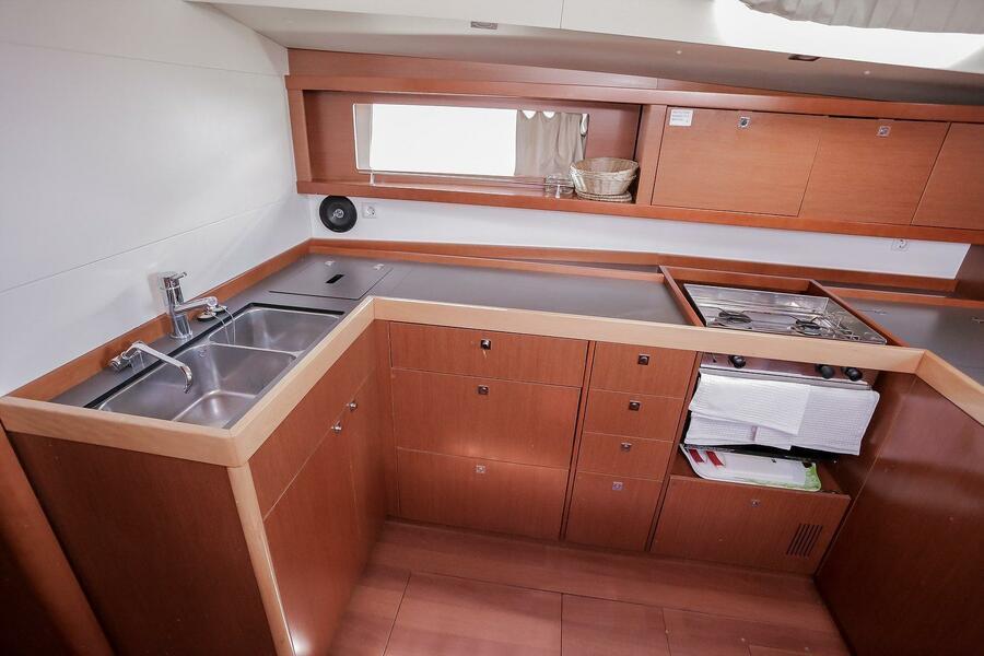 Oceanis 48 (Lastovo: One Way (Bare Boat) - Dubrovnik to Split)  - 7