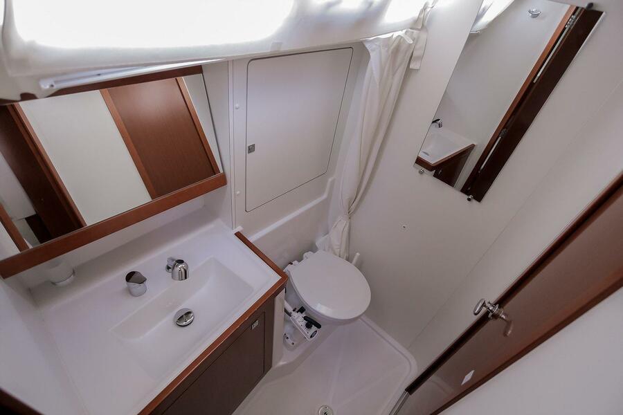 Oceanis 48 (Lastovo: One Way (Bare Boat) - Dubrovnik to Split)  - 8