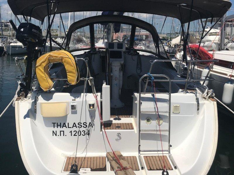 Oceanis 423 (Thalassa)  - 12