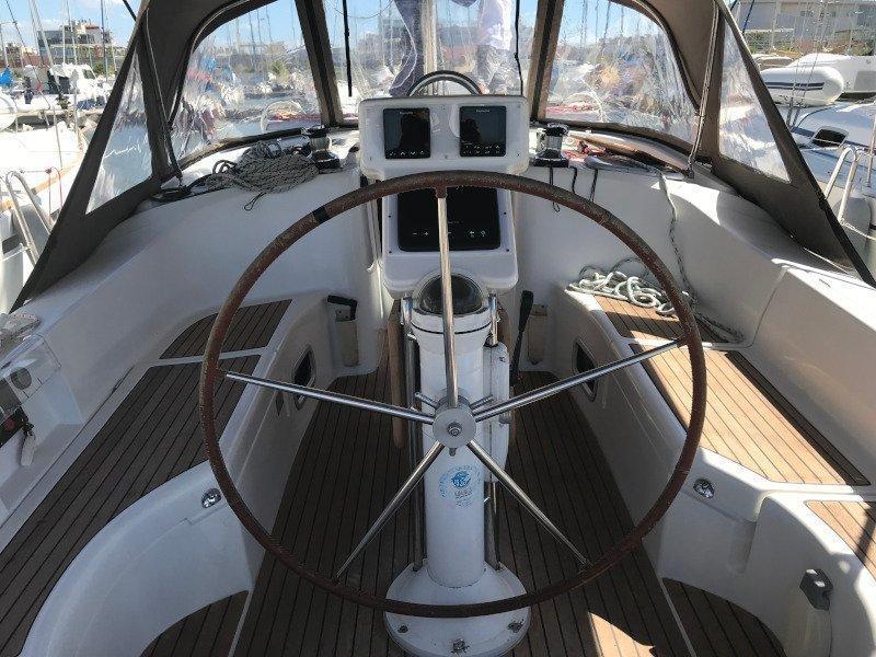 Oceanis 423 (Thalassa)  - 11