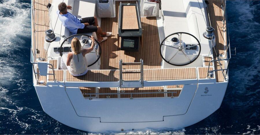 Oceanis 48 (Lastovo: One Way (Bare Boat) - Dubrovnik to Split)  - 18