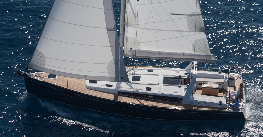 Oceanis 48 (Lastovo: One Way (Bare Boat) - Dubrovnik to Split)  - 10