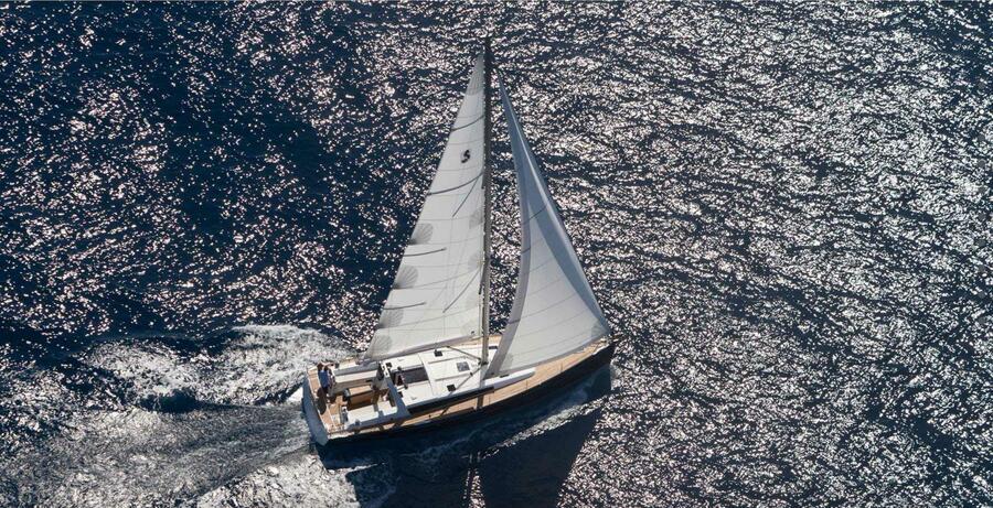 Oceanis 48 (Lastovo: One Way (Bare Boat) - Dubrovnik to Split)  - 2