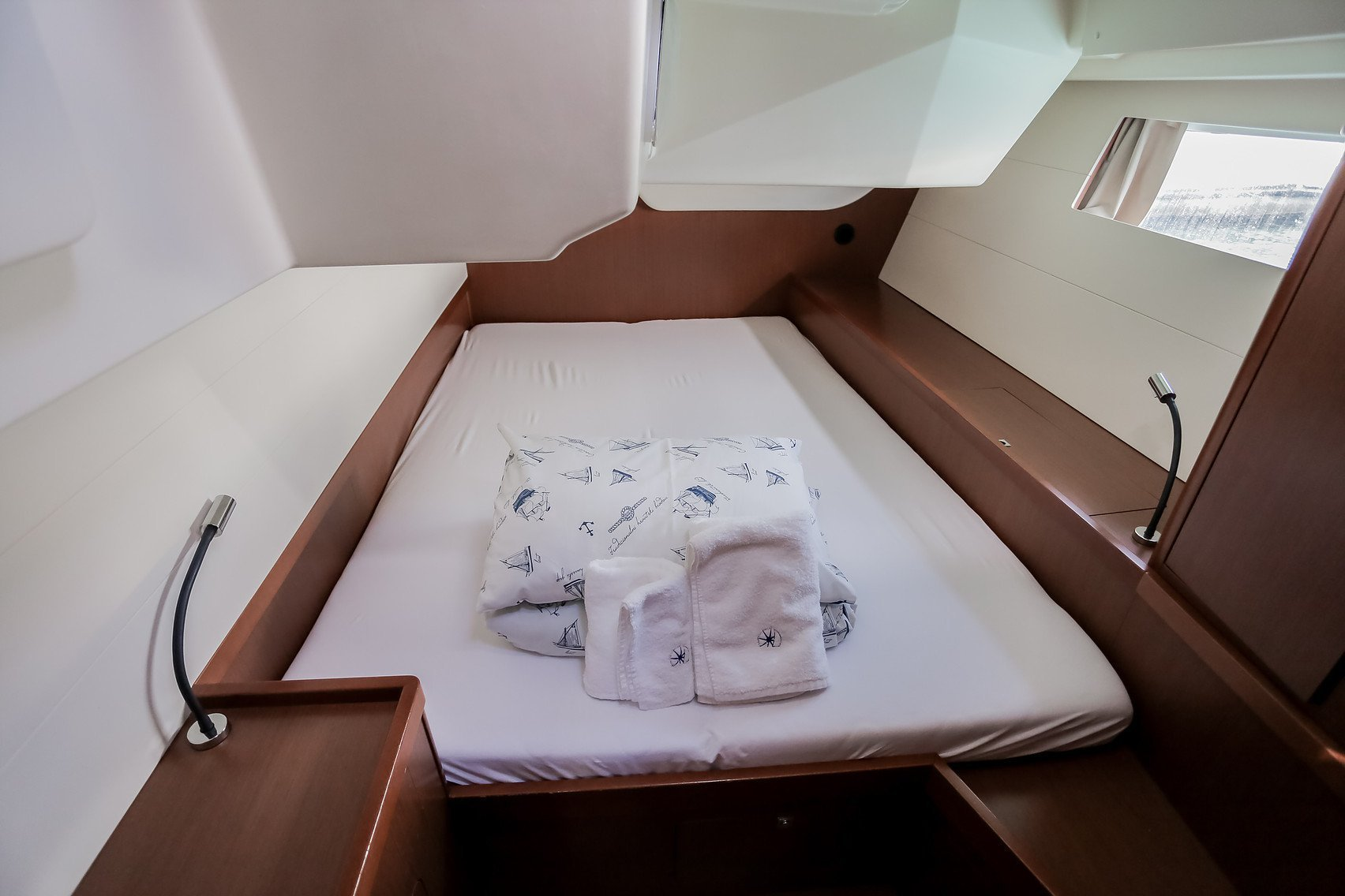 Oceanis 48 (Nabucco. Private Charter (8 pax) FULLY CREWED, ALL EXPENSES INCLUDED)  - 3