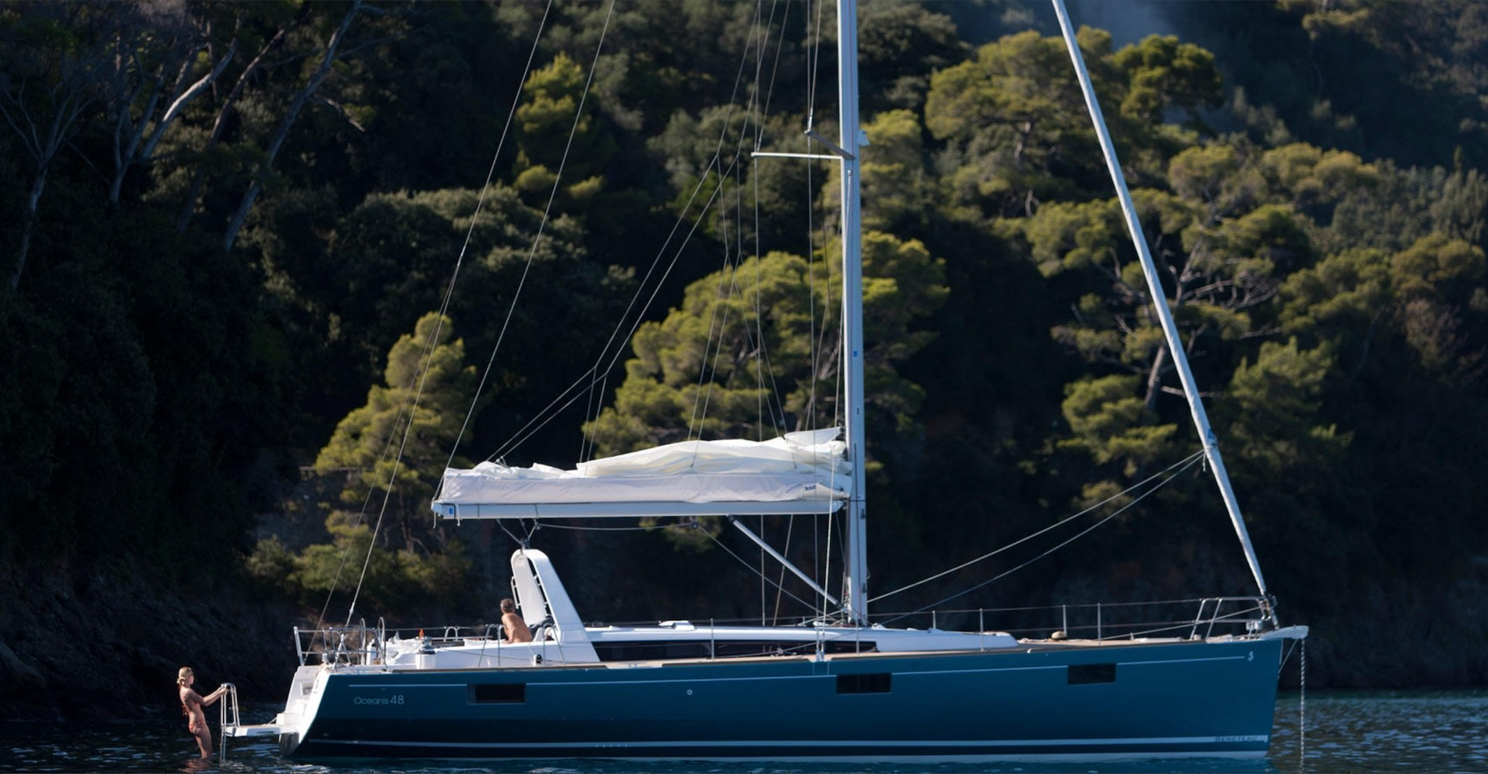 Oceanis 48 (Nabucco. Private Charter (8 pax) FULLY CREWED, ALL EXPENSES INCLUDED)  - 15