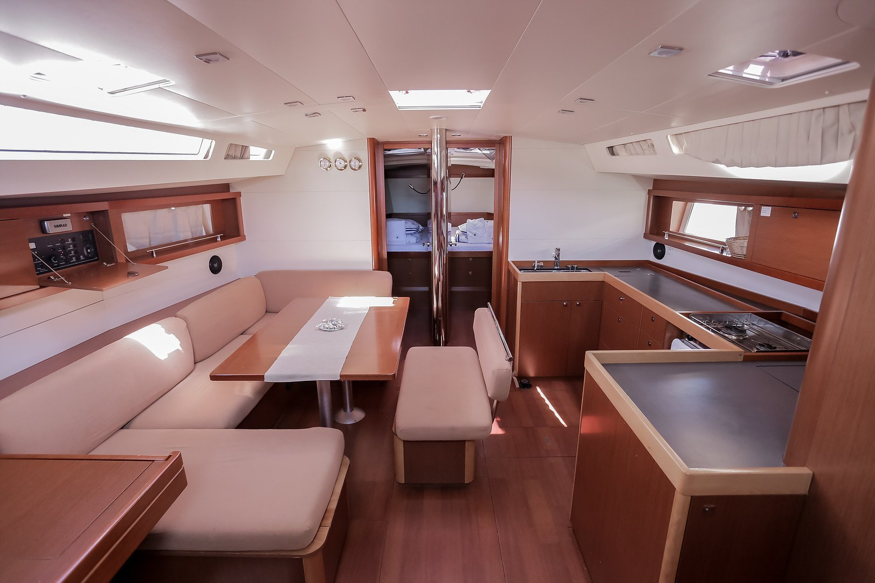 Oceanis 48 (Nabucco. Private Charter (8 pax) FULLY CREWED, ALL EXPENSES INCLUDED)  - 7