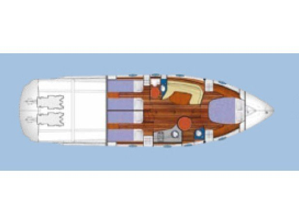 Blu Martin 46 HT (Eden Sea) Plan image - 8