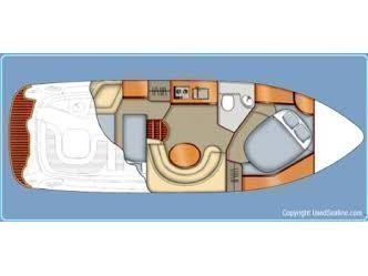 Sealine S34 (Zeus One) Plan image - 4