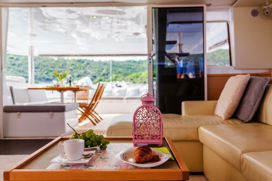 Lagoon 620 Luxury (MY DESTINY) Interior image - 21