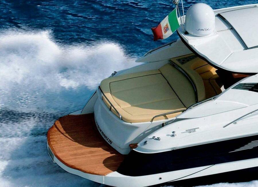 Blu Martin 46 HT (Eden Sea)  - 7