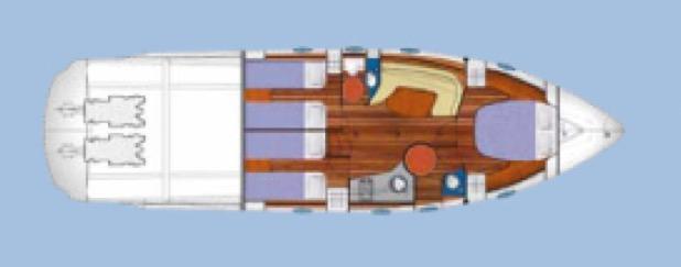 Blu Martin 46 HT (Eden Sea)  - 6
