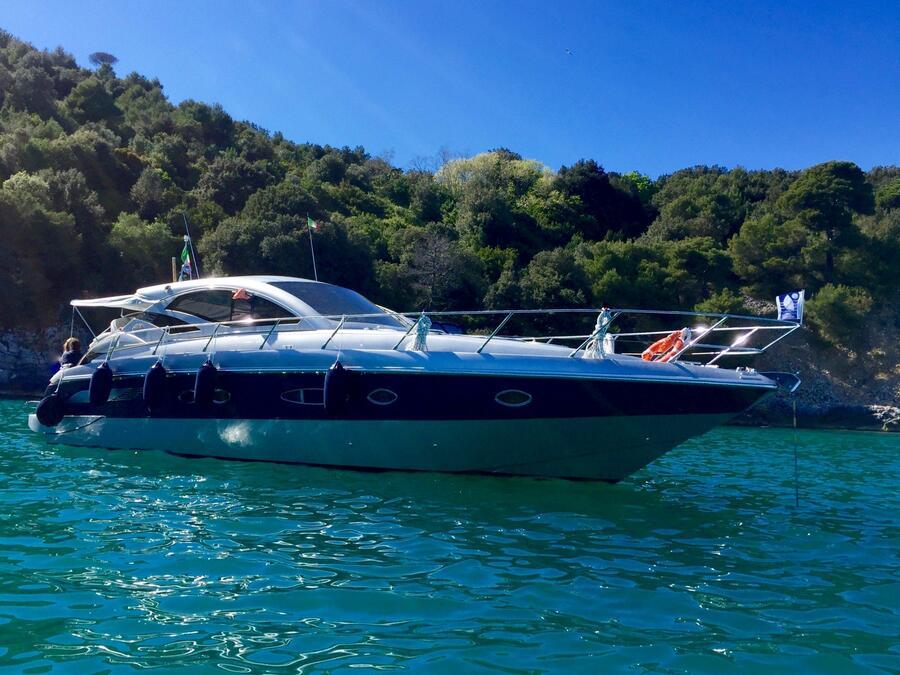 Blu Martin 46 HT (B One-base La Spezia)  - 3