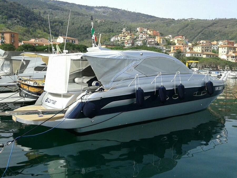 Blu Martin 46 HT (B One-base La Spezia)  - 6