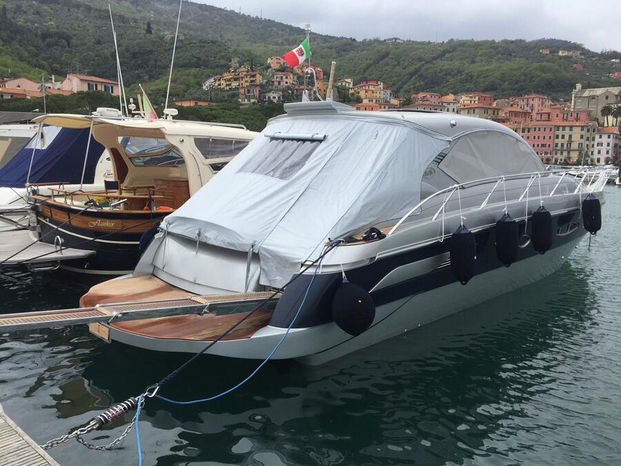 Blu Martin 46 HT (B One-base La Spezia)  - 4