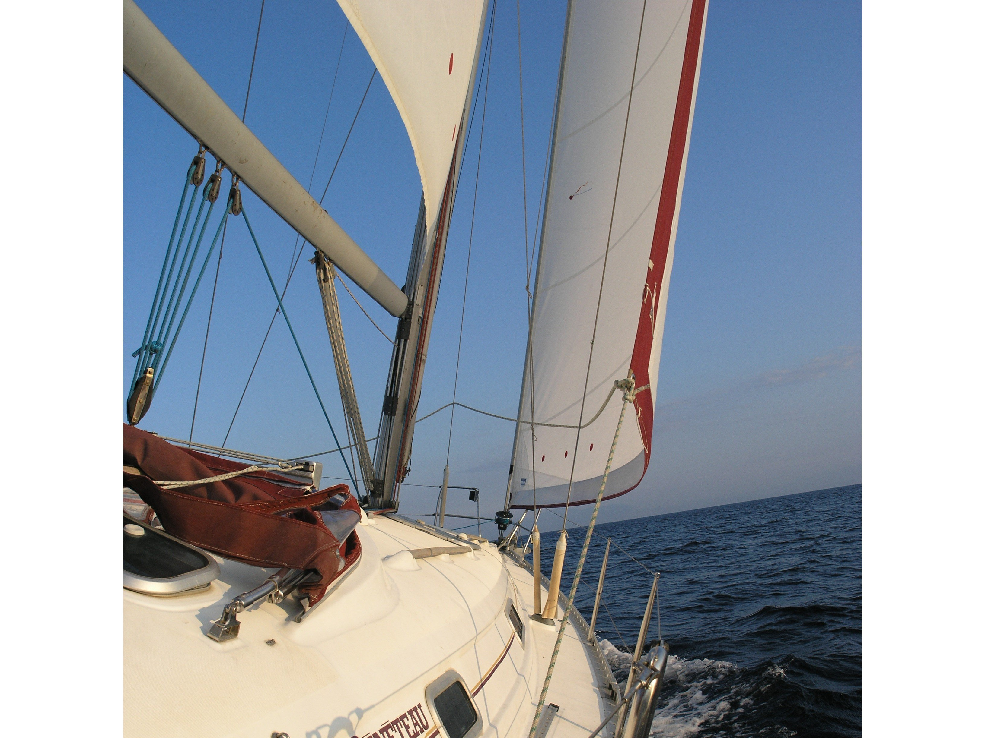 Oceanis 381 (Ouran) Main image - 0
