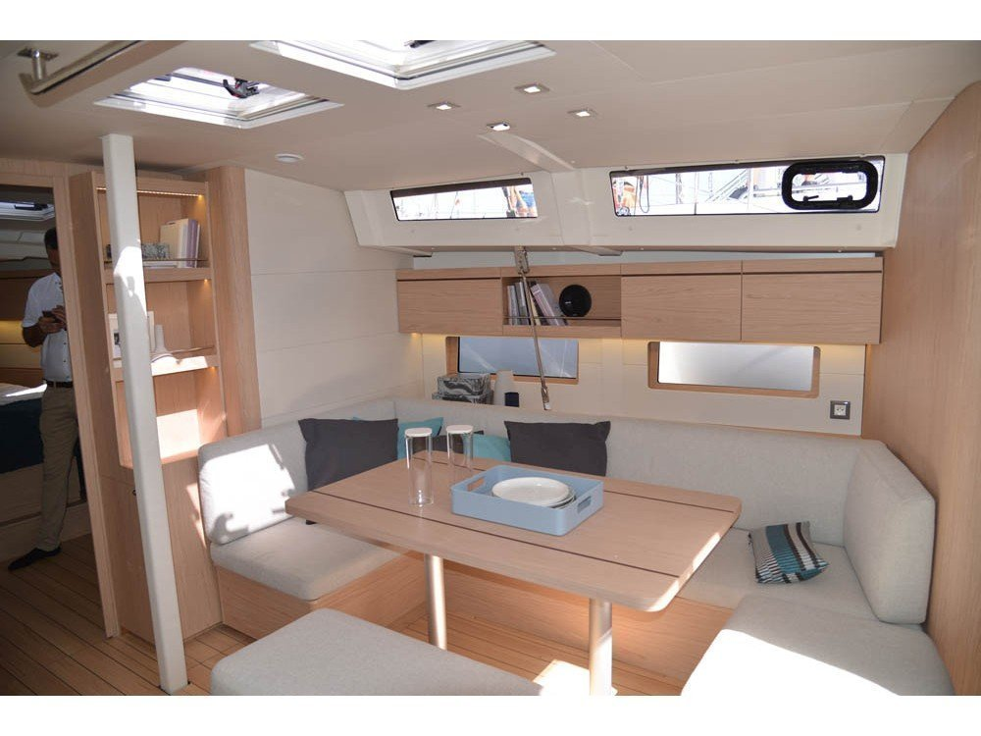 Oceanis 46.1 (Kallisti) Interior image - 2