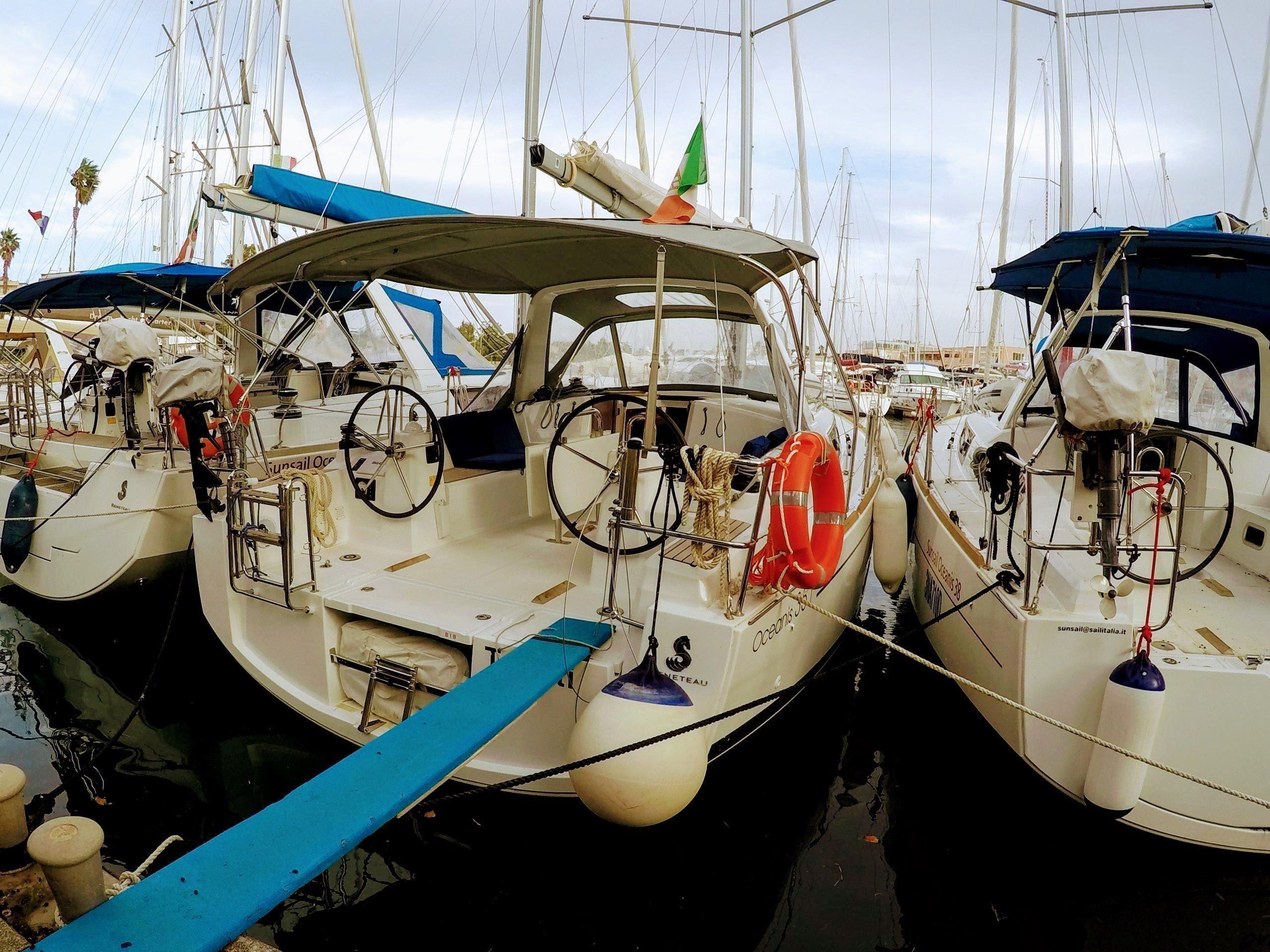Oceanis 35 (Te Fiti) Main image - 0