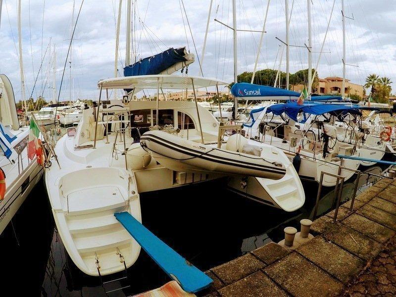 Lagoon 380 (Dattilo)  - 1