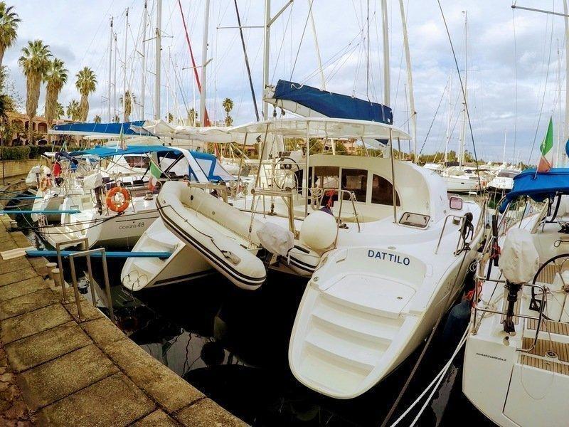 Lagoon 380 (Dattilo)  - 20