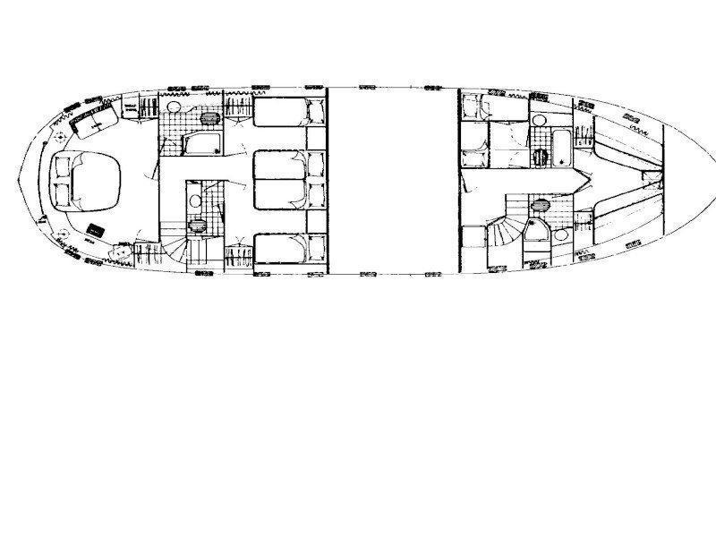Cheoy Lee 66 (L'Orientale) Plan image - 6