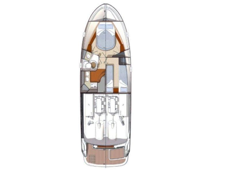 Prestige 36 (NERA) Plan image - 3